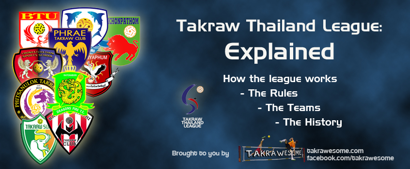 Takraw Thailand League: Explained!