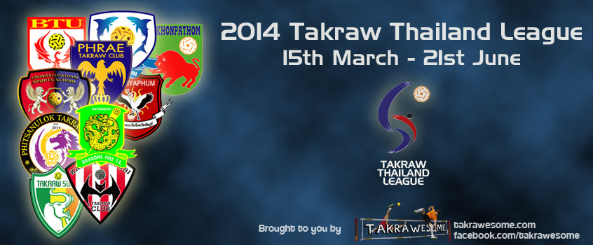2014 Thai League Teams