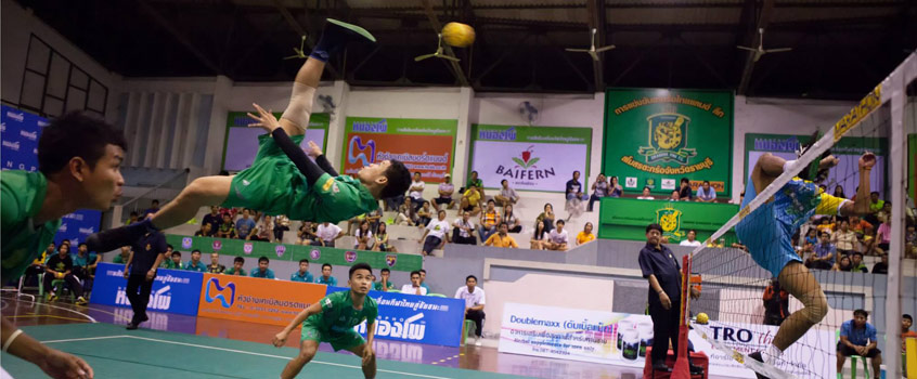 Takraw Thailand League Update!